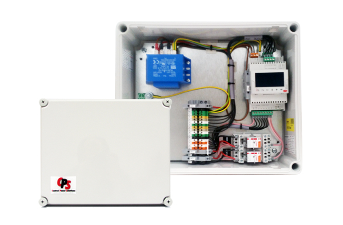Control Panels for Electronic Expansion Valves