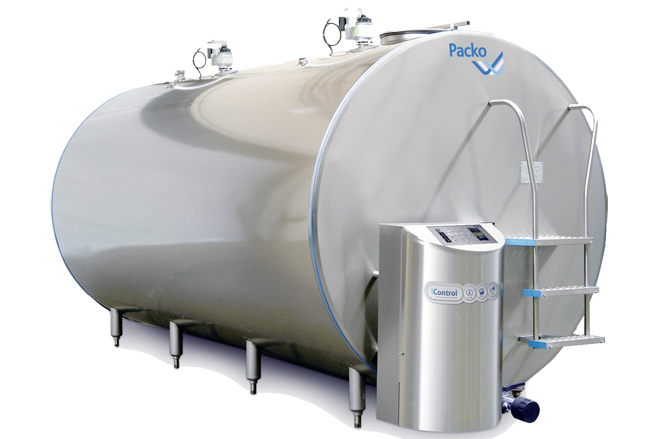 Milk Cooling Tank with Ice Water Cooling LEM/DIB